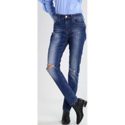 Rurki damskie: H.I.S CHIC Jeansy Slim Fit premium light blue wash