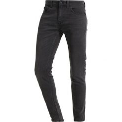 Only & Sons ONSWARP Jeans Skinny Fit grey denim. Brązowe jeansy męskie marki Only & Sons, l, z poliesteru. Za 129,00 zł.