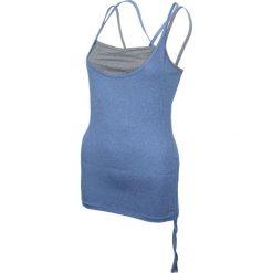 Bluzki asymetryczne: Rucanor Koszulka damska Mila niebieski r. L (29655-304)