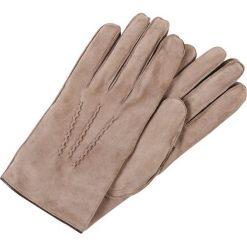 Rękawiczki męskie: Hackett London Rękawiczki pięciopalcowe beige