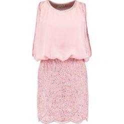 Sukienki hiszpanki: Lace & Beads SHARON Sukienka koktajlowa pink