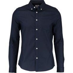 Koszule męskie na spinki: Burton Menswear London SKINNY FIT Koszula navy