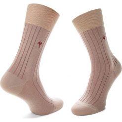 Skarpety Wysokie Męskie JOOP! - New Two Tone Sock I Er 900.078 Grey Mel. 2300M. Czerwone skarpetki męskie marki Happy Socks, z bawełny. Za 69,00 zł.