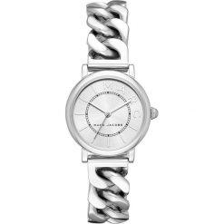 Marc Jacobs CLASSIC Zegarek silvercoloured. Szare, analogowe zegarki damskie Marc Jacobs. Za 919,00 zł.