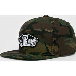 Vans - Czapka. Czarne czapki z daszkiem męskie marki Vans. W wyprzedaży za 99,90 zł.