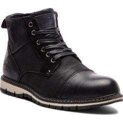 Kozaki LEE COOPER - LCJ-18-523-022A Black. Czarne buty zimowe męskie marki Lee Cooper, z nubiku. W wyprzedaży za 229,00 zł.