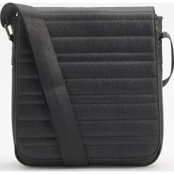 Torba na ramię - Czarny. Czarne torby na ramię męskie Reserved, na ramię. Za 99,99 zł.
