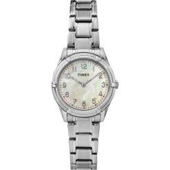 Zegarek Timex Damski  TW2P76000 Style Collection srebrny. Szare zegarki damskie Timex, srebrne. Za 223,99 zł.