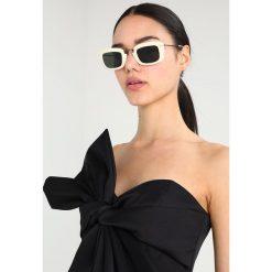 Okulary przeciwsłoneczne damskie aviatory: MR.BOHO COPACABANA Okulary przeciwsłoneczne cream