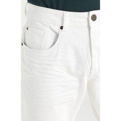 Petrol Industries WEAVER Jeansy Slim Fit chalk white. Niebieskie rurki męskie marki Tiffosi. Za 209,00 zł.