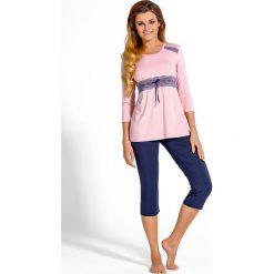 Piżamy damskie: Damska piżama Carmella