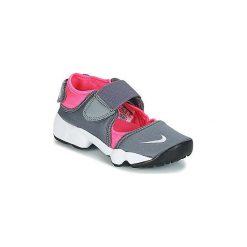 Sandały Dziecko  Nike  RIFT (GS/PS). Szare sandały dziewczęce Nike. Za 215,20 zł.