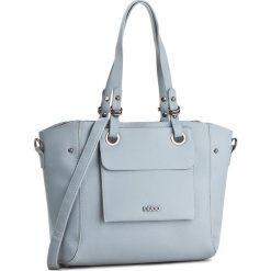 Torebka NOBO - NBAG-E0190-C012 Jasnoniebieski. Niebieskie torebki klasyczne damskie Nobo, ze skóry ekologicznej. W wyprzedaży za 139,00 zł.