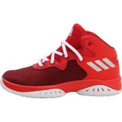 Adidas Performance EXPLOSIVE BOUNCE Obuwie do koszykówki red. Brązowe buty sportowe męskie marki adidas Performance, z gumy. W wyprzedaży za 223,20 zł.