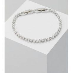 Bransoletki damskie na nogę: Swarovski EMILY BRACELET  Bransoletka silvercoloured