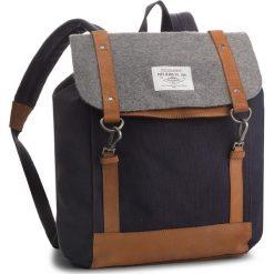 Plecak PEPE JEANS - Burlingon Backpack PM030515 Navy 595. Niebieskie plecaki męskie Pepe Jeans, z jeansu. Za 399,00 zł.
