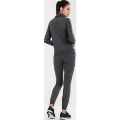 Bluzy rozpinane damskie: Only Play ONPLINA Bluza rozpinana dark grey melange