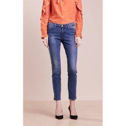 BOSS CASUAL Jeansy Slim Fit navy. Niebieskie jeansy damskie BOSS Casual. W wyprzedaży za 384,30 zł.