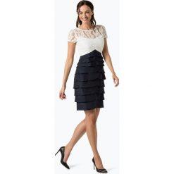 Sukienki hiszpanki: Apriori - Damska sukienka wieczorowa, niebieski