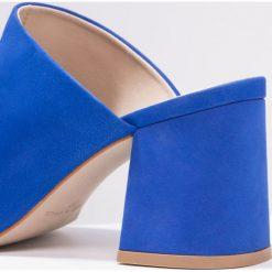 Chodaki damskie: Bronx Klapki blue