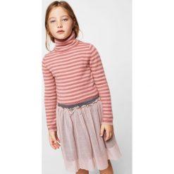 Spódniczki dziewczęce z falbankami: Mango Kids – Spódnica dziecięca Nica 104-152 cm