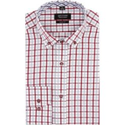 Koszula bexley 2021 długi rękaw slim fit bordo. Szare koszule męskie slim marki Recman, na lato, l, w kratkę, button down, z krótkim rękawem. Za 139,00 zł.