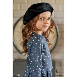 Sukienki dziewczęce z falbanami: Sukienka w groszki