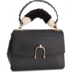 Torebka LIU JO - L Top Handle Cordusi N68117 E0037  22222. Czarne torebki klasyczne damskie marki Liu Jo, ze skóry ekologicznej, duże. Za 779,00 zł.