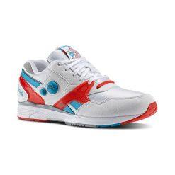 """Buty Reebok Pump Running Dual """"China Red"""" (V60515). Czerwone buty skate męskie Reebok, z materiału. Za 279,99 zł."""