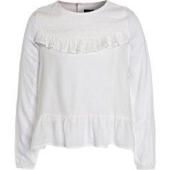 T-shirty dziewczęce: IKKS Bluzka blanc casse