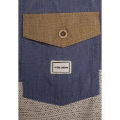 Volcom THREEZY  Szorty deep blue. Niebieskie spodenki chłopięce Volcom, z bawełny. Za 219,00 zł.