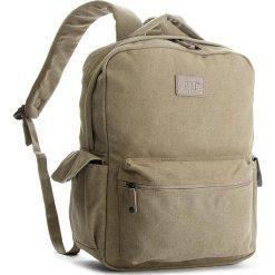 Plecak CATERPILLAR - Square Backpack 83511-04 Khaki. Zielone plecaki męskie Caterpillar, z materiału. W wyprzedaży za 159,00 zł.