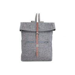 """Plecaki damskie: Plecak ,, Strudel"""" ze skórzanym paskiem składany zwijany"""