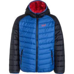 Jack Wolfskin ZENON Kurtka zimowa coastal blue. Niebieskie kurtki chłopięce zimowe marki Jack Wolfskin, z materiału. W wyprzedaży za 329,25 zł.