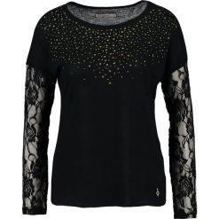 Swetry klasyczne damskie: Gaudi Sweter black