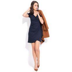 Fille Du Couturier Sukienka Damska Tango 38 Ciemnoniebieski. Czerwone sukienki Fille Du Couturier. Za 299,00 zł.