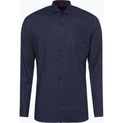Finshley & Harding - Koszula męska, niebieski. Niebieskie koszule męskie na spinki Finshley & Harding, m, z włoskim kołnierzykiem. Za 179,95 zł.