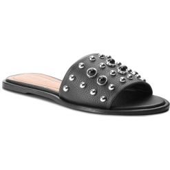 Chodaki damskie: Klapki KAZAR - Lucca 32199-01-00 Black