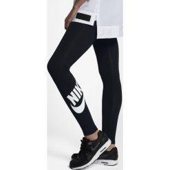 Legginsy Nike Leg-A-See Wmns Logo Leggings (933346-010). Białe legginsy sportowe damskie marki Adidas, z bawełny, z długim rękawem, długie. Za 83,99 zł.