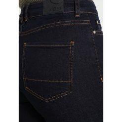 KIOMI Jeans Skinny Fit dark blue. Niebieskie rurki damskie KIOMI. W wyprzedaży za 126,75 zł.