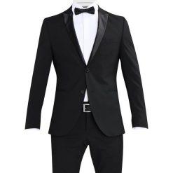 Selected Homme SHDNEWONE PEAKLOGAN SLIM FIT Garnitur black. Czarne garnitury Selected Homme, z elastanu. Za 799,00 zł.
