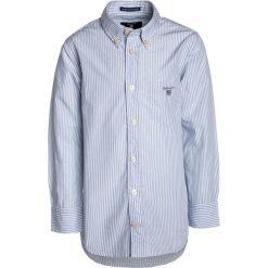 GANT THE BROADCLOTH BANKER Koszula hamptons blue. Niebieskie bluzki dziewczęce bawełniane GANT. Za 299,00 zł.