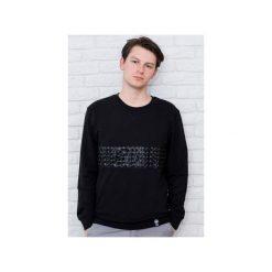 Bluza 3D(lux) panel. Czarne bluzy męskie rozpinane Desert snow, m, z bawełny. Za 169,00 zł.