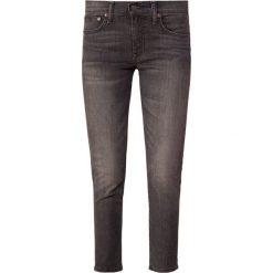 Polo Ralph Lauren KAYTLYN Jeans Skinny Fit washed black. Czarne rurki damskie Polo Ralph Lauren, z bawełny. Za 629,00 zł.