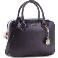 Torebka DKNY - R83D3621 Blk/Gold BGD. Czarne torebki klasyczne damskie DKNY, ze skóry, duże. Za 1109,00 zł.