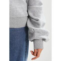 Bluzy rozpinane damskie: NORR LISABELL Bluza grey melange