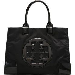 Tory Burch ELLA TOTE Torba na zakupy black. Czarne shopper bag damskie Tory Burch. W wyprzedaży za 545,35 zł.