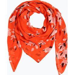 HUGO - Chusta damska, pomarańczowy. Brązowe chusty damskie HUGO, z nadrukiem, z tkaniny. Za 449,95 zł.