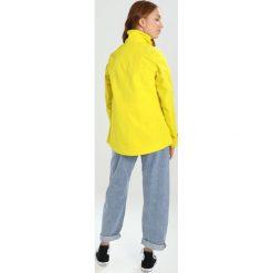 Icepeak LIBBY Kurtka przeciwdeszczowa pastel yellow. Żółte kurtki damskie przeciwdeszczowe Icepeak, z materiału. Za 419,00 zł.