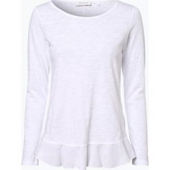 T-shirty damskie: Rich & Royal - Damska koszulka z długim rękawem, czarny